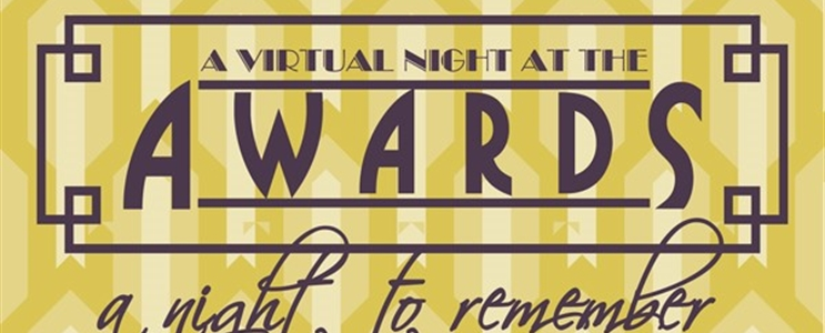 Don't Miss A Virtual Night at the Awards, A Night to Remember: October 29
