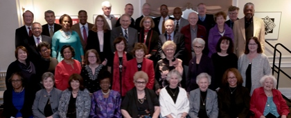 NASW Social Work Pioneers Group Shot At Annual Event October 2017